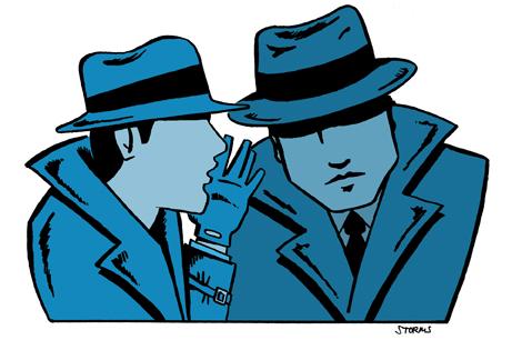 Industrispionasje- en vanlig form for spionasje