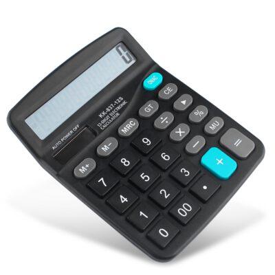 Kalkulator med WiFi kamera