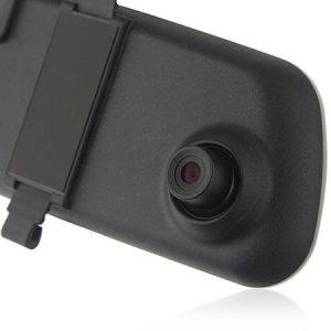 Bilkamera i bakspeil