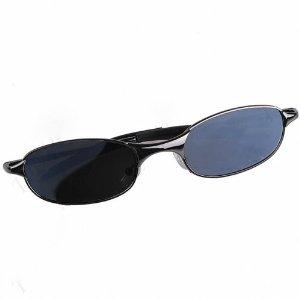 Solbriller med speil – se bakover