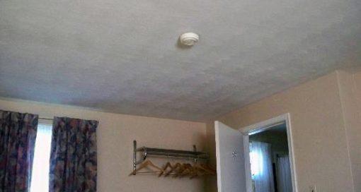 Røykvarsler med kamera