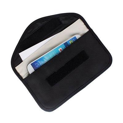 Lomme for å skjerme og skjule mobilsignaler