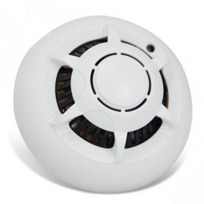 Røykvarsler med WIFI IP kamera – Hoytech