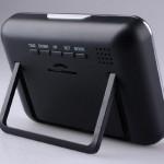 Bordklokke/ vekkerklokke med kamera