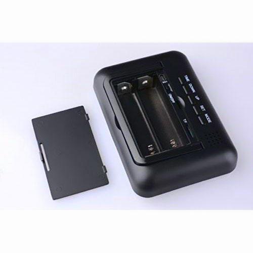 Bordklokke/ vekkerklokke med HD WIFI kamera