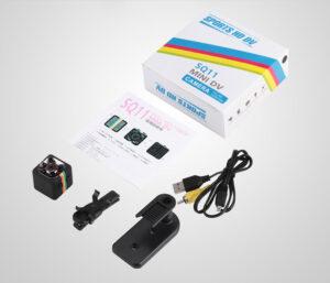 SQ11 Mini DV HD 1080P kamera